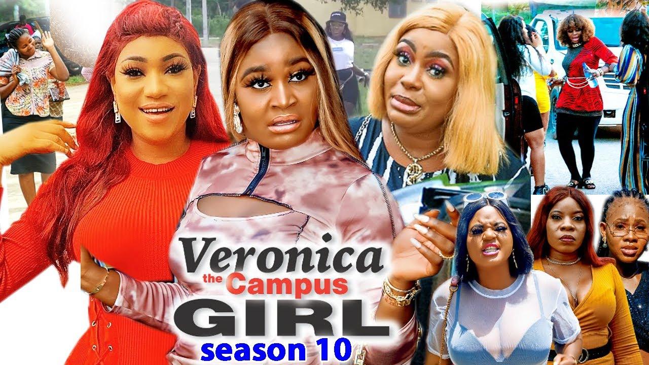 Download VERONICA THE CAMPUS GIRL SEASON 10(Trending New Movie)Chizzy Alichi 2021 Latest Nigerian  Movie 720p