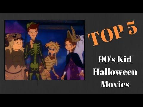 Top 5 - 90's Kid Halloween Movies