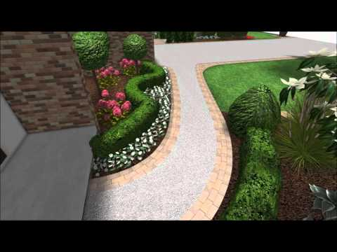 Landscape Design 3d Walkthrough