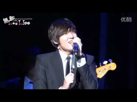 Lee Min Ho - I will.(China fan meeting)