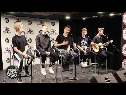 Nobody Gotta Know - Why Don't We In The 101.3 KDWB Skyroom