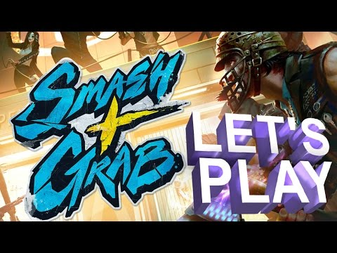 Let's Play Smash & Grab with the Developers!