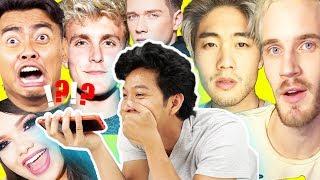 prank calling youtubers