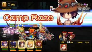 Brave Cross:  Demonion Boss Floors 5-120 (Tips in Description!)