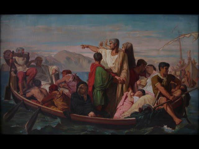 MINUTE 8 Les Exilés de Tibère