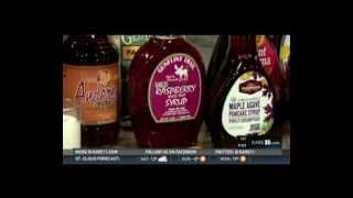 A New Take On Syrup (2/21/15 on KARE 11)