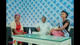 Alichokifanya Miss Tanzania baada ya kushinda taji lake/Mamiss waliopita walimpa hiki!!