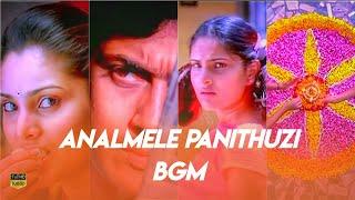 Analmele Panithuzi BGM💞 • Tamil Whatsapp Status💞 • SABARI CREATIONS💙