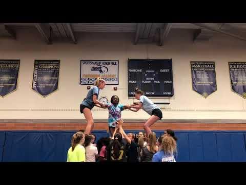 Fontbonne Academy Cheerleading