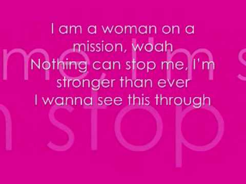 Gabriella Cilmi - On a mission (&& lyrics)