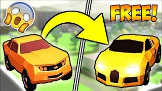 HOW TO MOD YOUR CAR FOR FREE IN JAILBREAK! (ROBLOX Jailbreak)