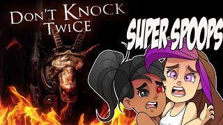 MINX AND KRISM ARE THE BEST PARENTS! | Don't Knock Twice - Baba Yaga Themed Horror Game