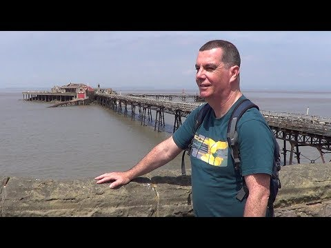 The Solitary Rambler 81: Waterside of Weston (Weston-super-Mare, Sand Bay and Uphill)