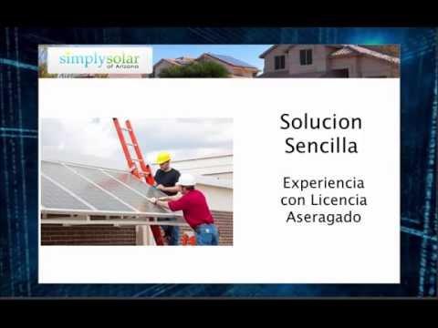 Phoenix Solar Energy Installer v2 Spanish