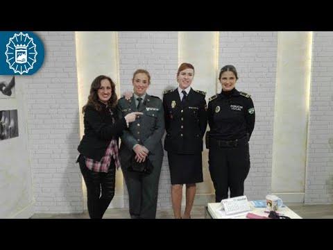 180307 - Policía Local Málaga - Mujeres Policías - Málaga Aquí y Ahora - Canal Málaga