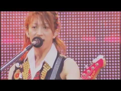 """L'Arc~en~Ciel """"New World"""" (2007) Are You Ready, FujiQ"""