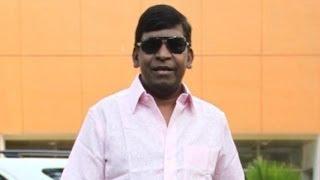 Vadivelu speaks at the music launch of Tenaliraman