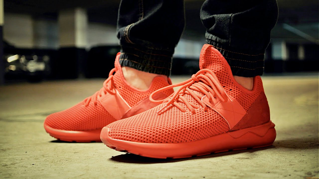 Adidas tubular women red Maxwell 's Farm