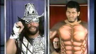Face to Face - Macho Man and Giant Gonzalez Promos (05-16-1993)