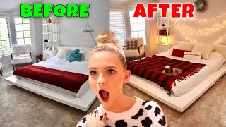 SURPRISING HER WITH A ROOM MAKEOVER   VLOGMAS