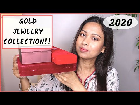 MY INDIAN GOLD JEWELRY COLLECTION 2020 WITH WEIGHT AND MOD SHOTS