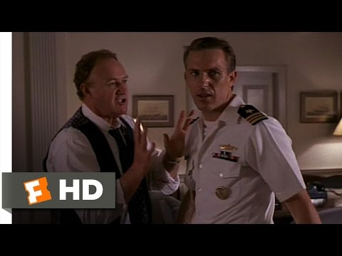 No Way Out (11/12) Movie CLIP - Men of Power (1987) HD