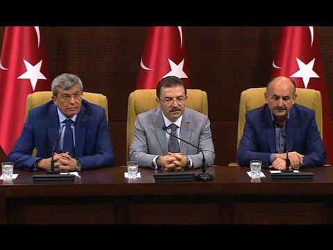 Ankara'da patlama: Korkunç bilançoyu bakanlar açıkladı