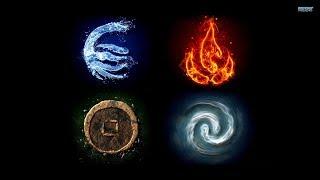 Método adivinatorio con el tarot y  los 4 elementos
