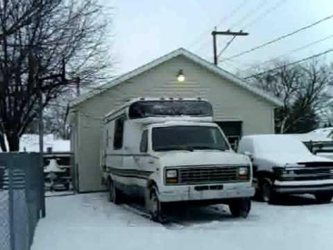 1987 Ford Econoline E 350 F 350 6 9 Liter Idi Diesel