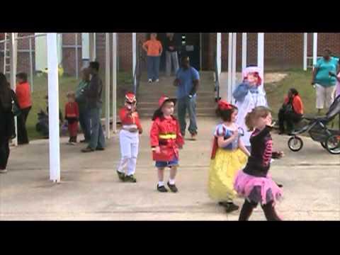 Eufaula Primary School  31 Oct 2013