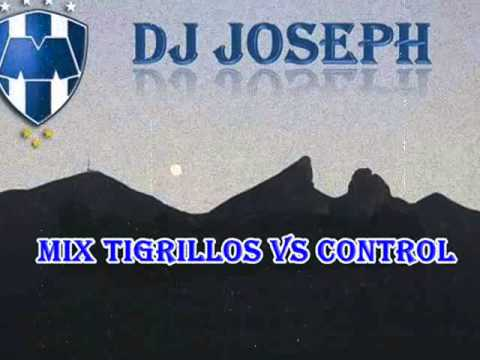 mix tigrillos vs control