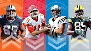 AFC West 2017 Offseason Overhaul | Good Morning Football | NFL Network