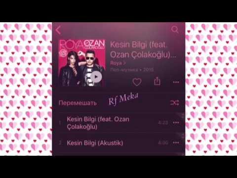 """Röya ft Ozan Çolakoğlu """"Kesin Bilgi"""""""