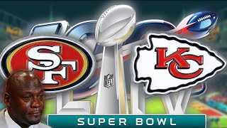 49er Fans React To Super Bowl 54 Lost To Chiefs *Final Minutes*