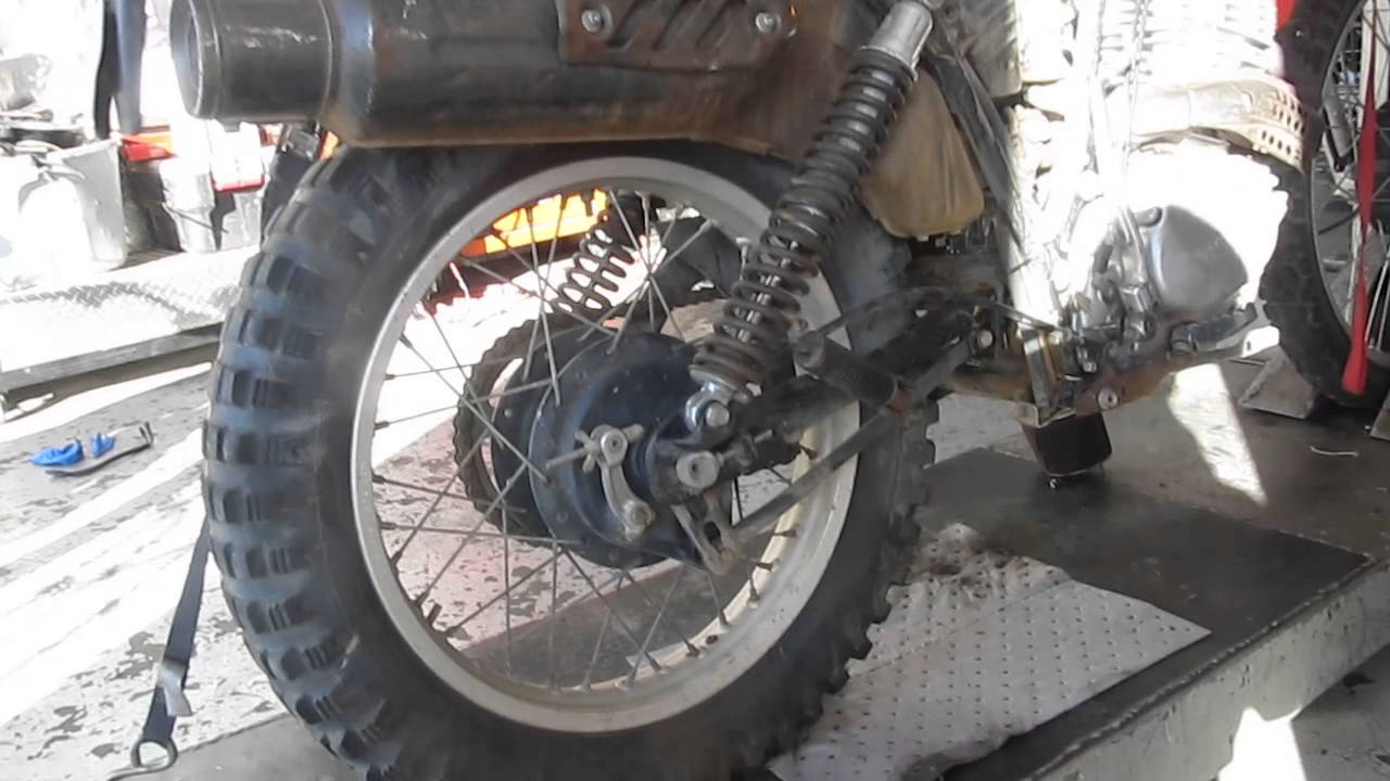1979 HONDA XL500S MOTOR AND PARTS FOR SALE ON EBAY - YouTube