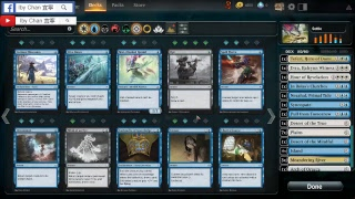 【宜寧玩MTG Arena】#4 Part2 Quick Constructed 初次7wins!中teferi,初試藍白control!