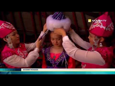 Современные номады №27. Национальная одежда - зеркало казахской культуры