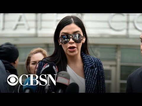 El Chapo trial reveals text messages with his wife, mistress from YouTube · Duration:  5 minutes 40 seconds