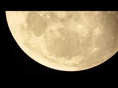 Sydney Observatory Live Stream: Saturn occulted by Moon, 14MAY2014