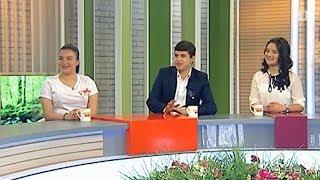 Առավոտ լուսո․ հարցազրույց (Մեղեդի Արոյան, Գևորգ Արոյան, Արինա Մանուկյան)