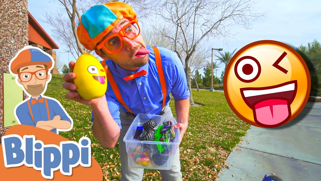 Sink or Float With Blippi!? |  Fun & Educational Videos For Kids