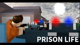 Prisão vida Episódio 1! Roblox Br