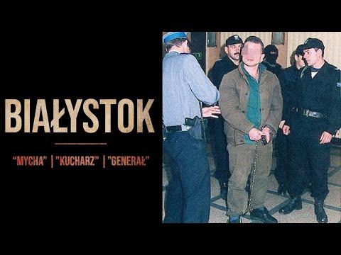 Sylwetki polskich gangsterów #19: Gangi Białegostoku