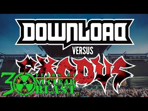 DOWNLOAD FESTIVAL 2017 - Exodus (OFFICIAL TRAILER)