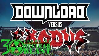 DOWNLOAD FESTIVAL 2017 - Exodus (OFFICIAL TRAILER)