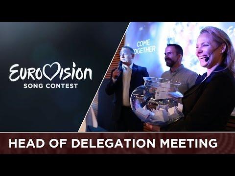 All Delegations Come Together In Stockholm