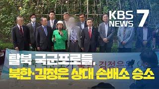 """법원, """"북한·김정은, 탈북 국군포로에 손해배상하라"""" …"""