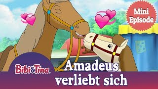 Bibi & Tina  - AMADEUS VERLIEBT SICH - Mini Episode