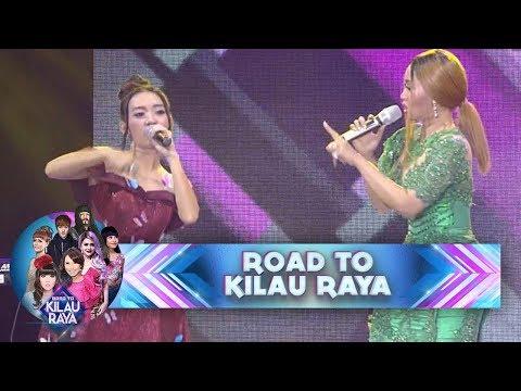 Keren Banget! Jenita Janet, Rena KDI, Inul EDAN TURUN - Road To Kilau Raya (21/1)