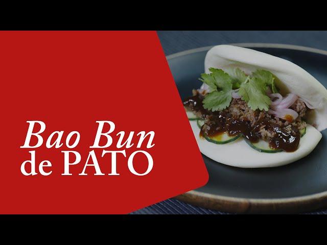Receta de Bao Buns o Gua Baos rellenos de Pato [ Estilo Caseros ] 🥟😋